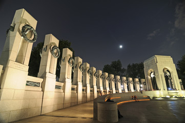 WWII Memorial, Washington DC