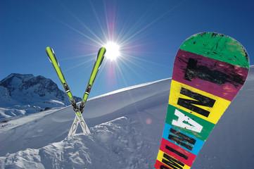 ski et surf