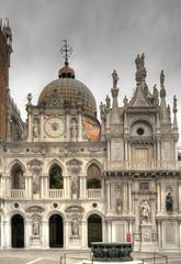 Palais de loges à Venise
