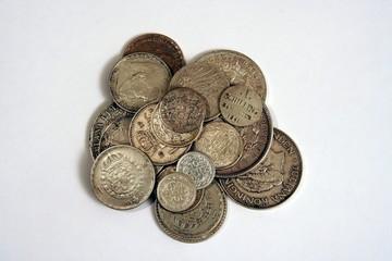 Silbermünzen 1