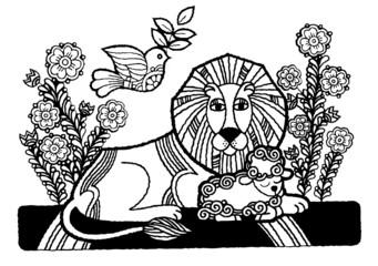 leone pasqua