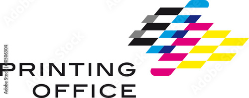 Logo Printing Office