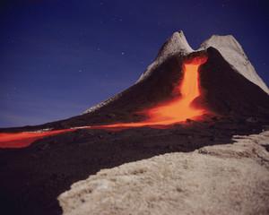Tansania, Vulkan Ol Doinyo Lengai