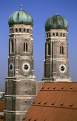 Frauenkirche, München, Bayern, Deutschland