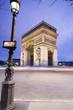 Frankreich, Paris, Triumphbogen