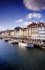 Kopenhagen alter Hafen, Dänemark
