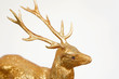 Ornamental stag, close-up