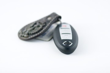 Advanced key