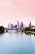 Deutschland, Frankfurt Skyline
