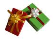 Zwei Geschenkboxen