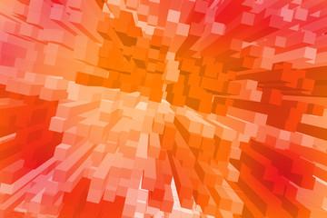 Colored tiled landscape for presentations and websites.