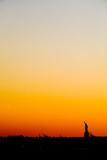 miss liberty sundown poster