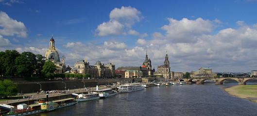 Dresden Altstadt - Dresden old town 11
