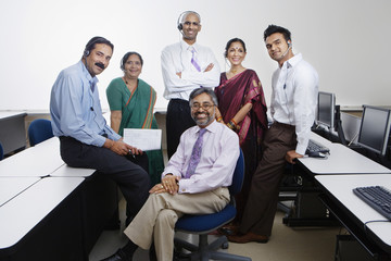 Indian Businesspeople