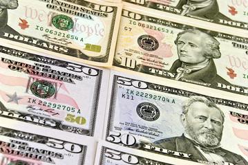 Amerikanische Dollars