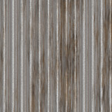 Corrugated metal surface with corrosion seamless texture poster