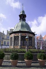 Wismar Wasserbrunnen