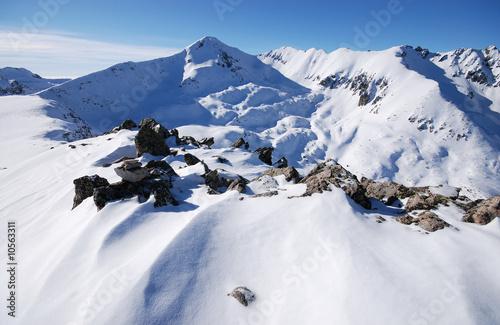 Winter mountains © Nikolay Petkov