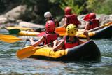 Fototapety Plaisir en kayak