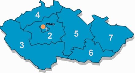 Postleitzahlen Tschechische Republik