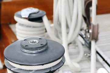 Tools of a sailboat