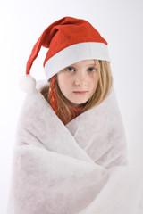 wickel weihnachts mann frau