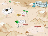 Route of Hajj