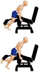 fitness gambe