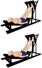 fitness gambe 3