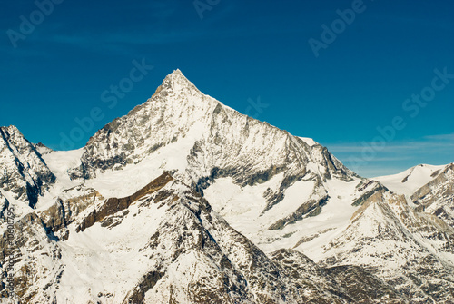 Weisshorn summit