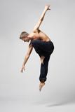 modern dance poster
