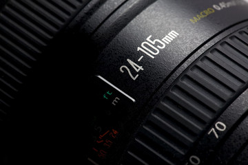 Zoom Lens Close-Up