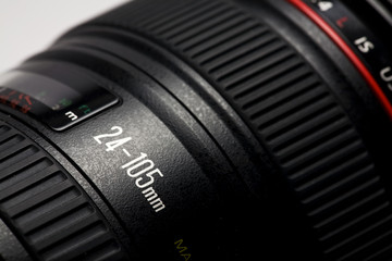 Zoom Lens Rubber Grip