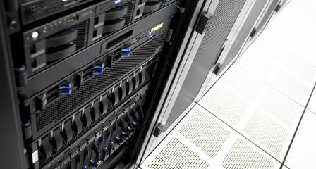 Data Center Server Rack