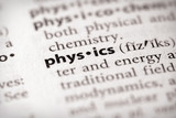 Dictionary Series - Science: physics poster
