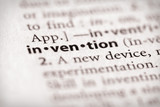 Dictionary Series - Science: invention poster