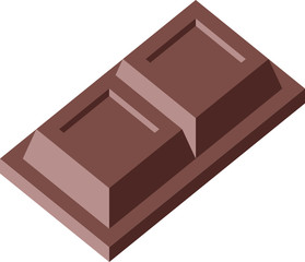 Chocolate 2 blocks