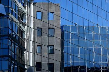 Immeubles vitrés