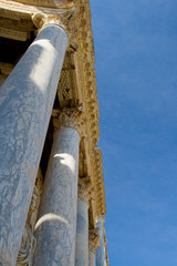 Teatro romano de Mérida - Roman theater of Merida