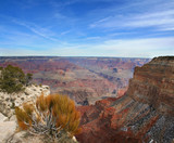 Magnificent view of the Grand Canyon poster