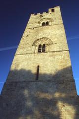 La torre della Cattedrale di Erice