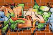 Grafitti painting