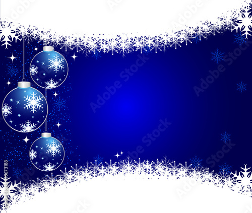 Christmas artistic vector background