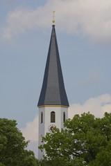 Kirchturm von Niederhausen (Dingolfing-Landau)