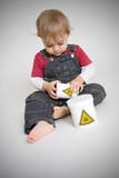 toxique enfant risque dangereux chimique accident domestique mén poster