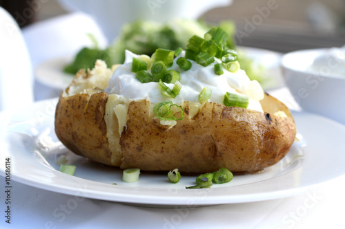 Baked Potato - 10686114