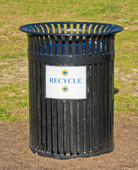 Recycle Garbage Can