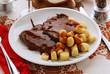 Pastizzada con gnocchi - Secondi - Ricette della Dalmazia