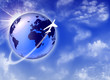 A concept of global air communication