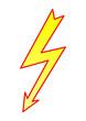 Lightning Symbol 2
